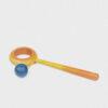 pierścień zręcznościowy • pomarańczowy