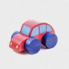 auto garbus • czerwony